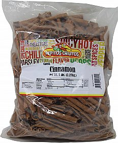 Cinnamon Sticks Cassia 5Lb
