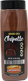 Ground Chile Chipotle 16 oz
