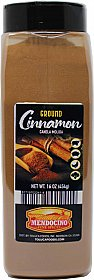 Ground Cinnamon 16 oz / Canela molida