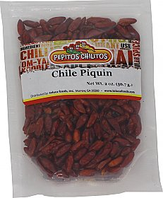 Chile Piquin 2oz bag