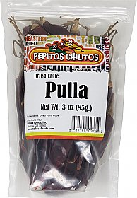 Chile Pulla 3oz bag
