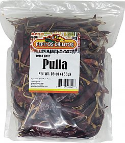 Chile Pulla 16oz bag
