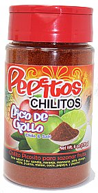 Pepitos Chilitos Pico de Gallo 6oz.