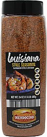 Mendocino Louisiana Seasoning 24 oz Jar