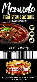 Menudo Meat Stew Seasoning  14 oz