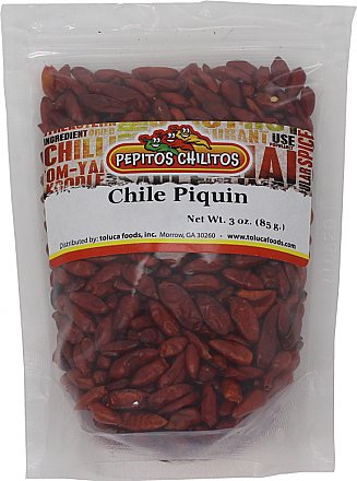 Chile Piquin 3oz bag